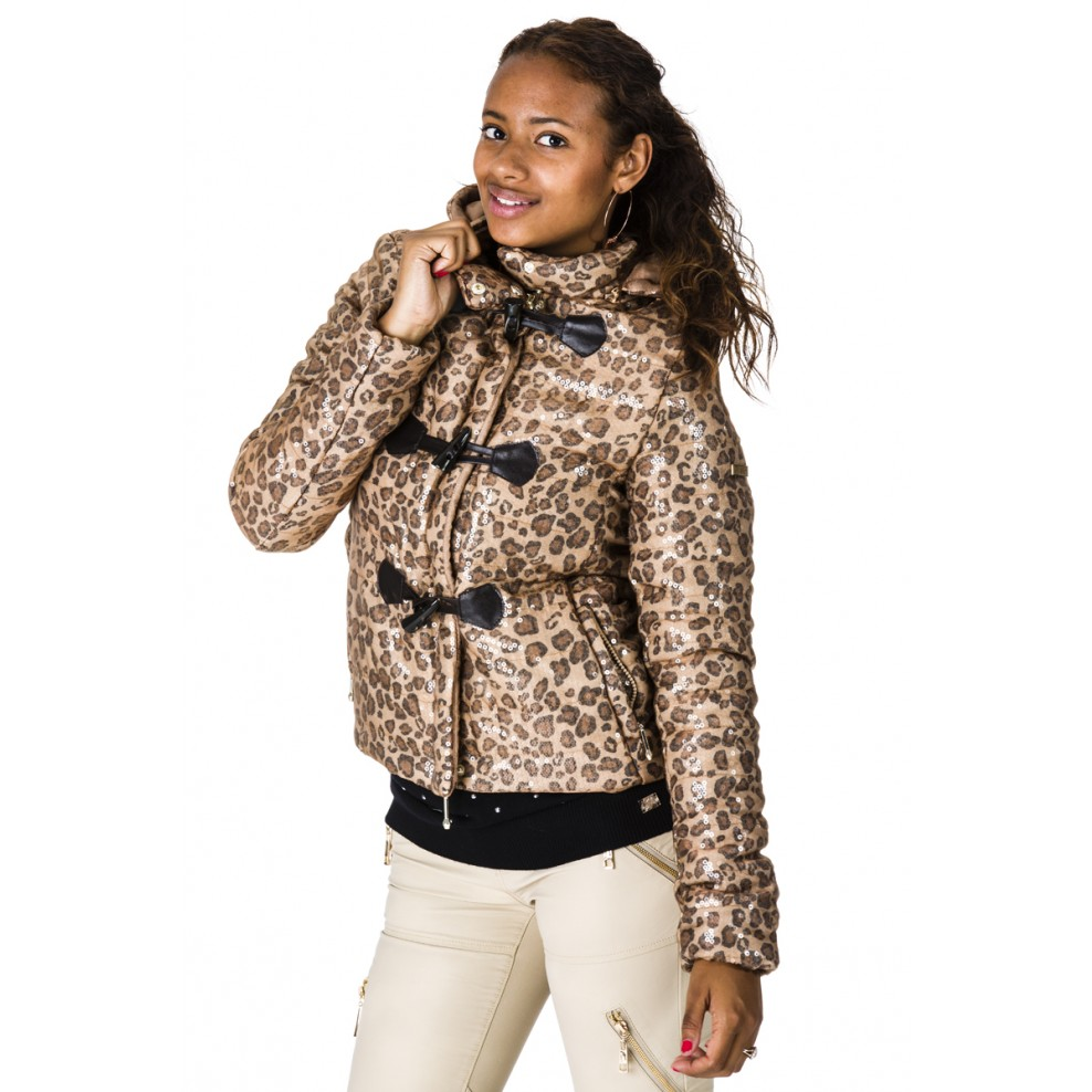 Winterjas Panterprint.Outlet Relish Winterjassen Kopen Online Tot 70 Korting