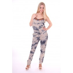 By Danie jumpsuit faded Blue
