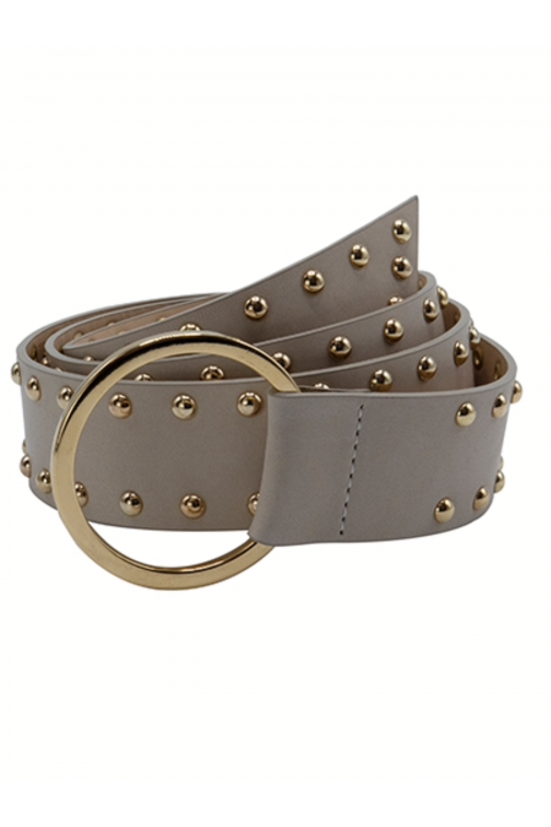 So Jamie knoop riem in beige - gold