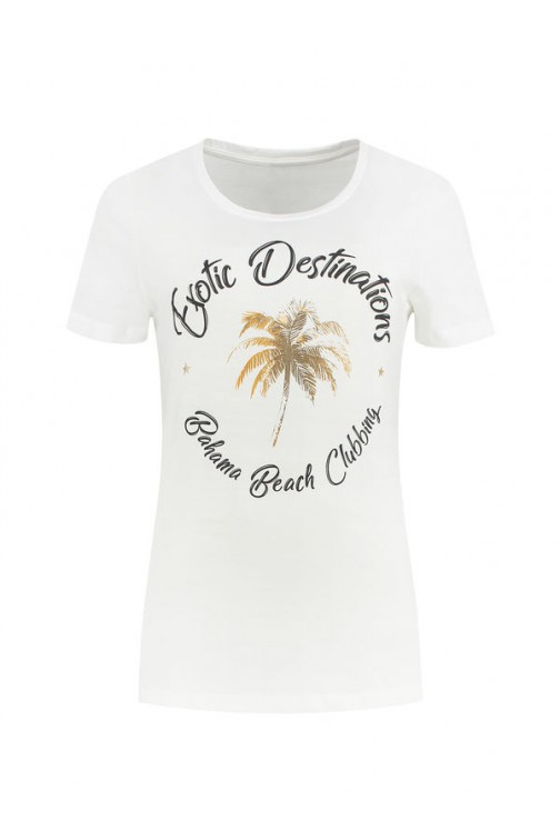 Nikkie shirtje Exotic Destinations