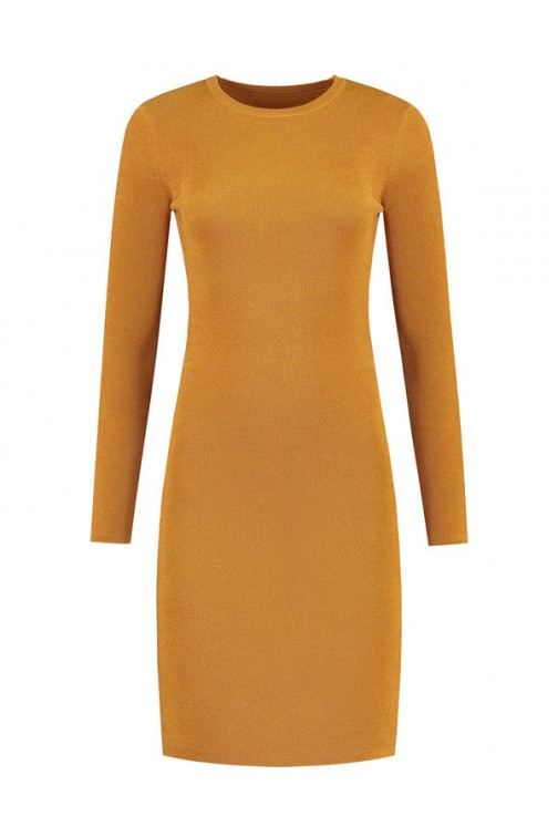 Nikkie Jolie dress in Amber