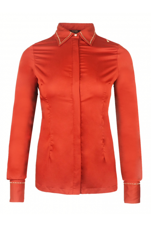 Its Given Collin blouse met studjes