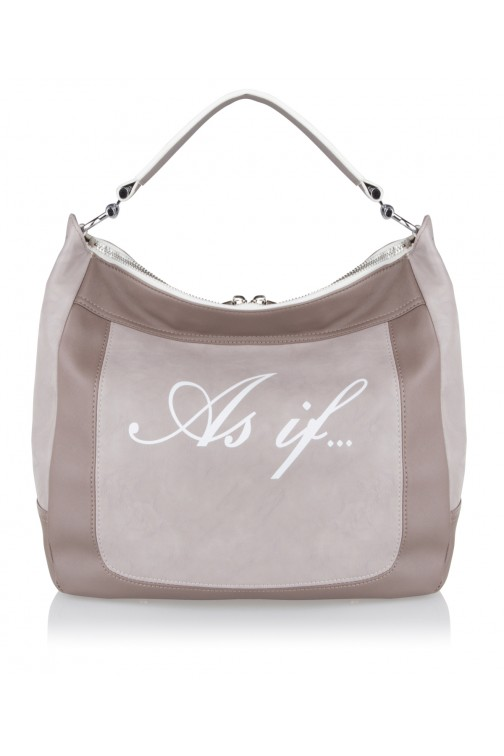 Josh V Bag grey 'As if'