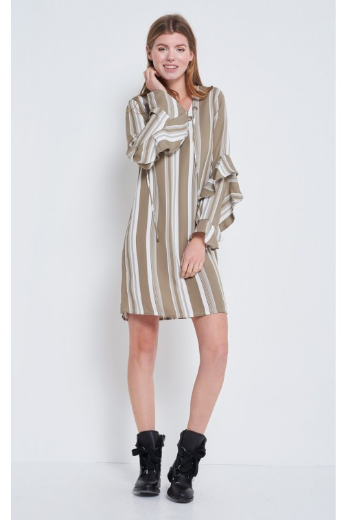Supertrash, Dambi dress - stripe