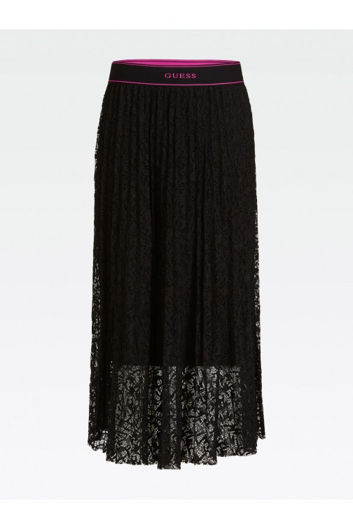 Guess Malak maxi skirt in kant