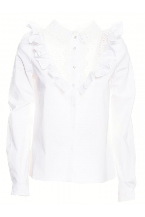 Fracomina blouse in wit