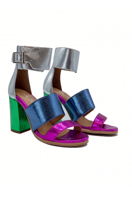 So Jamie Date-night heels in multicolor