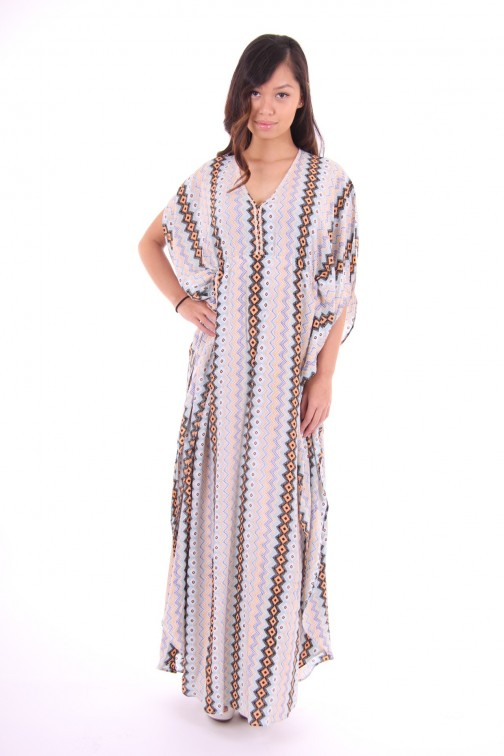 Labee bohemian maxi dress