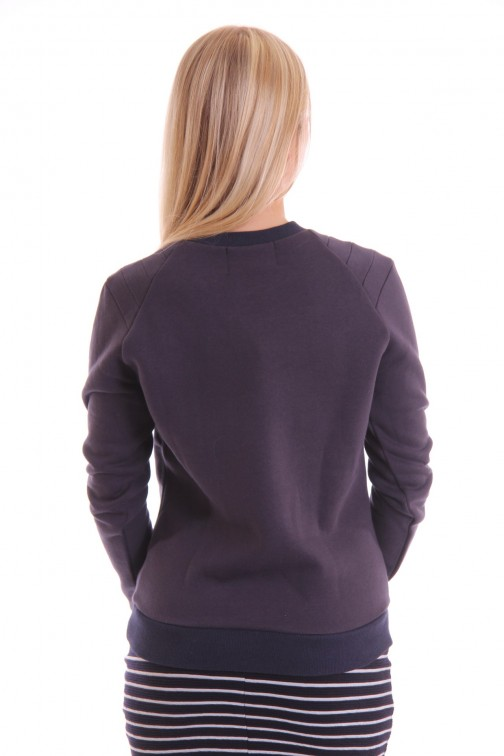 Milla - sweater - navy blauw
