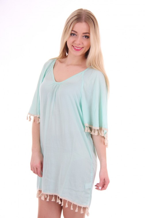 Labee ibiza dress mint