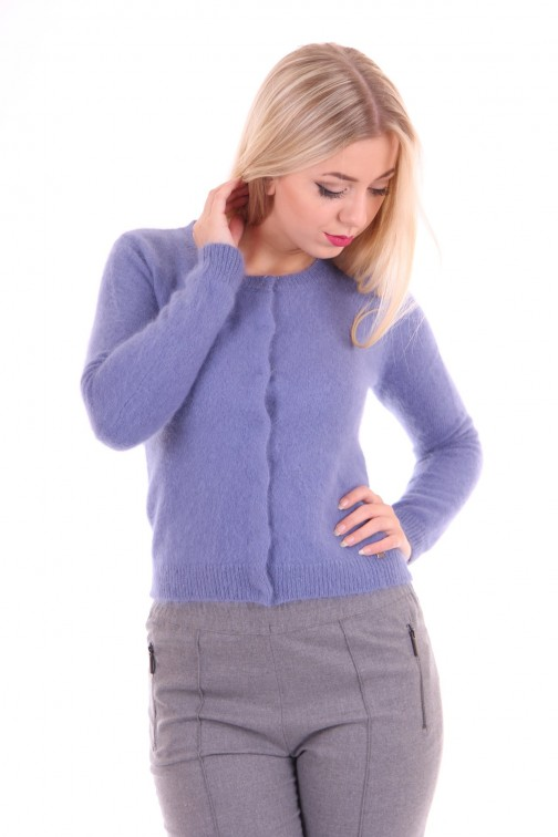 Gaudi soft blue cardigan