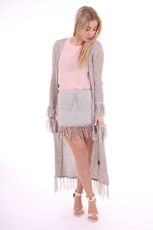 Isla Ibiza cardigan long