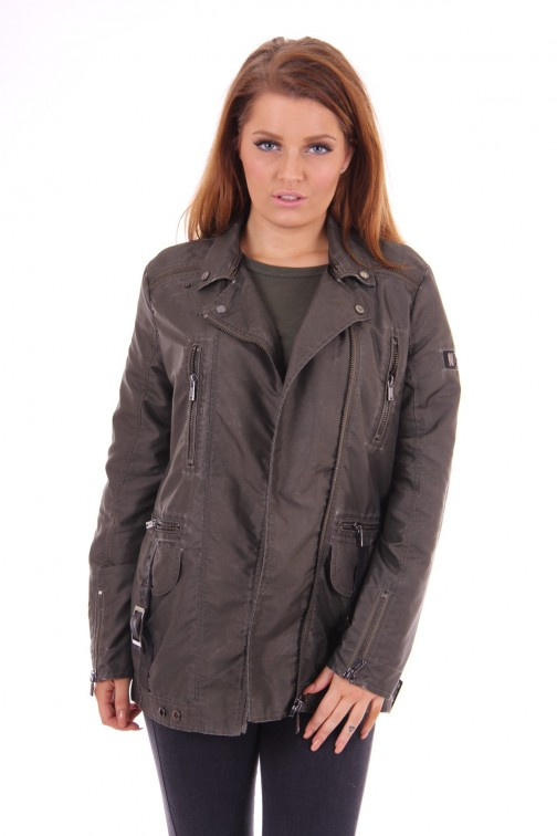 Nickelson army jacket