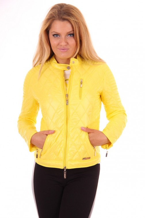 Gsel Faro jacket yellow