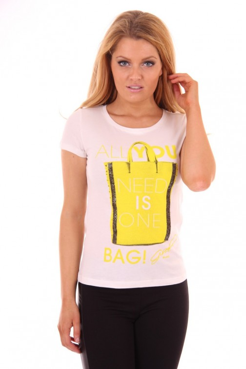 G sel shirtje Yellow Bag