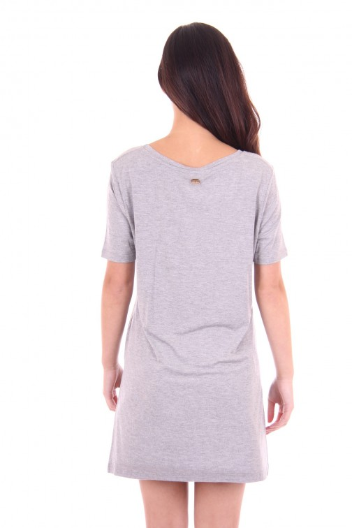 Relish long Shirt grey