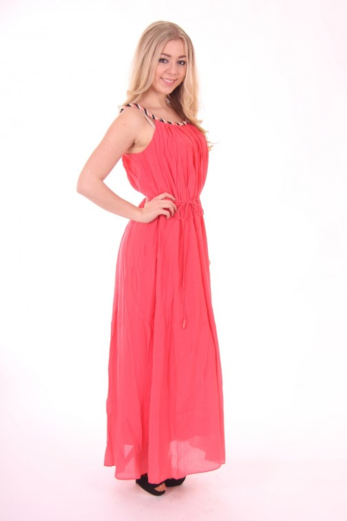 Suncoo maxidress grenadine