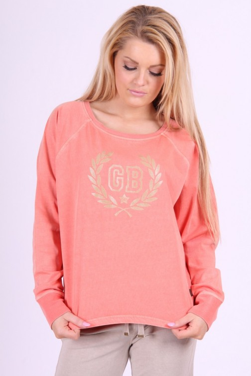 Goldbergh sweater in Coral