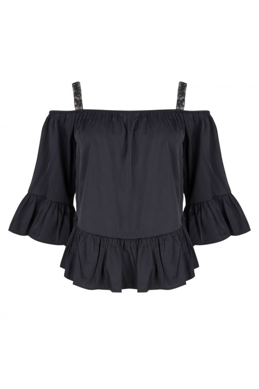 Maria Tailor top FYNN / off-shoulder