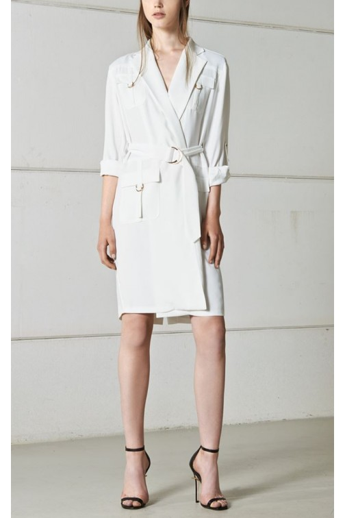 Supertrash Ohemia trenchdress