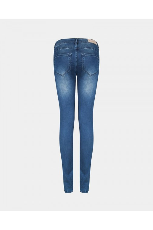 Supertrash gescheurde jeans, Pacey in blue