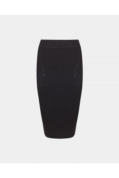 Supertrash knitwear pencil skirt SUCRE