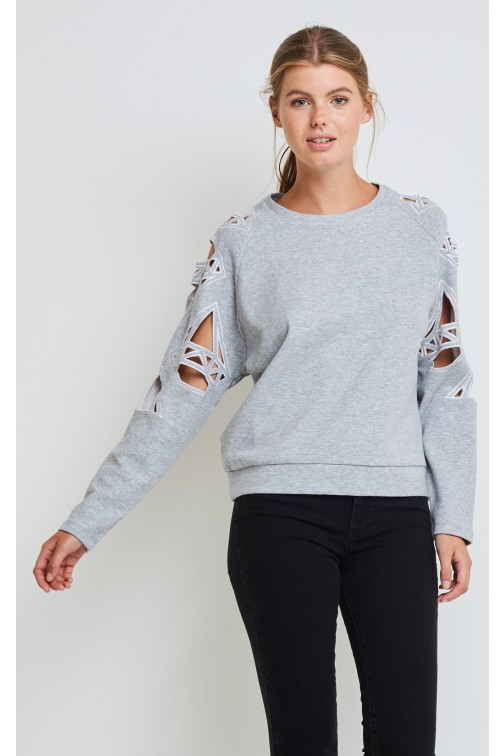 Supertrash Taffic sweater