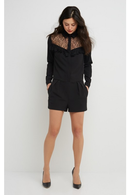 Supertrash Westiny playsuit
