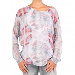 Isla Ibiza blouse Indian head